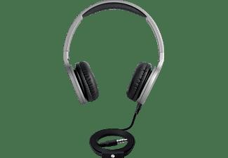 ISY IHP-1600-TI HEADPHONE, On-ear Kopfhörer Titanium