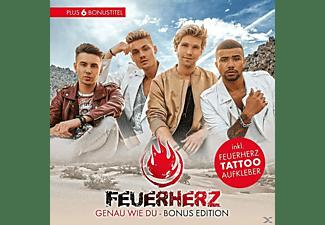 Feuerherz - Genau wie du (Bonus Edition)  - (CD)