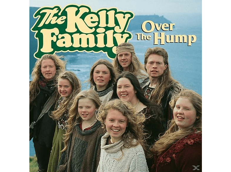 The Kelly Family - OVER THE HUMP [CD]