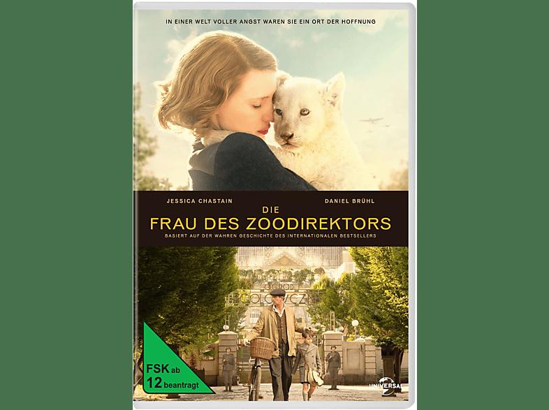 Die Frau des Zoodirektors [DVD]