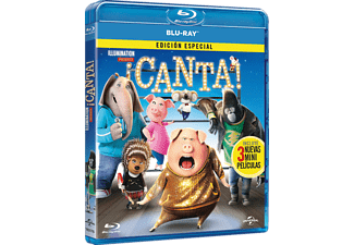 Canta - Blu-ray