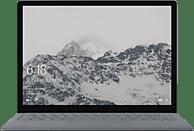 MICROSOFT Surface Laptop, Notebook mit 13,5 Zoll Display Touchscreen, Core™ i5 Prozessor, 8 GB RAM, 256 GB SSD, Intel® HD-Grafik 620, Platin Grau
