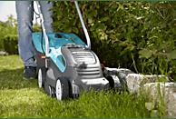 GARDENA 5033-55 PowerMax™ Li-40/32 Akku-Rasenmäher , Flächenleistung: 280 m²