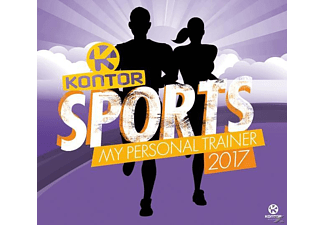 VARIOUS - Kontor Sports 2017  - (CD)