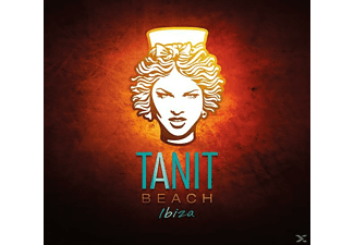 VARIOUS - Tanit Beach Club Ibiza 2017 - (CD)
