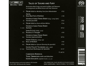 Camerata Nordica - Tales of Sound and Fury  - (SACD)