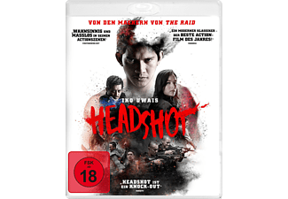 Headshot  Blu-ray