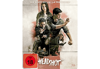 Headshot (Steelbook)  Blu-ray