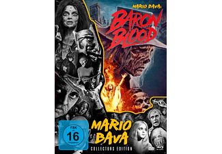 Baron Blood - Mario Bava-Collection #4 (1 Blu-ray und 2 DVDs)  Blu-ray + DVD