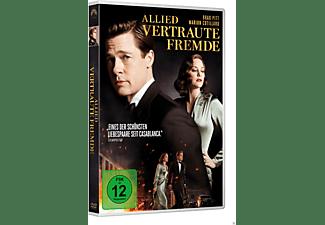 Allied – Vertraute Fremde DVD