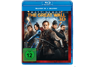 The Great Wall 3D Blu-ray (+2D)