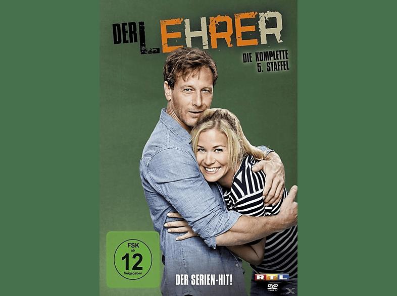 Der Lehrer - Staffel 5 [DVD]