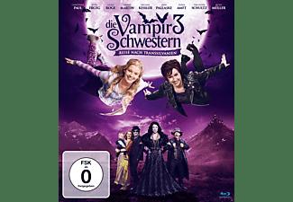 Die Vampirschwestern 3 - Reise nach Transsilvanien Blu-ray