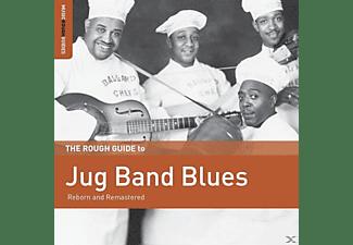 VARIOUS - Rough Guide To Jug Band Blues  - (CD)