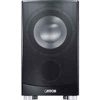 CANTON AS 85.3  Aktiv-Subwoofer  (Schwarz)