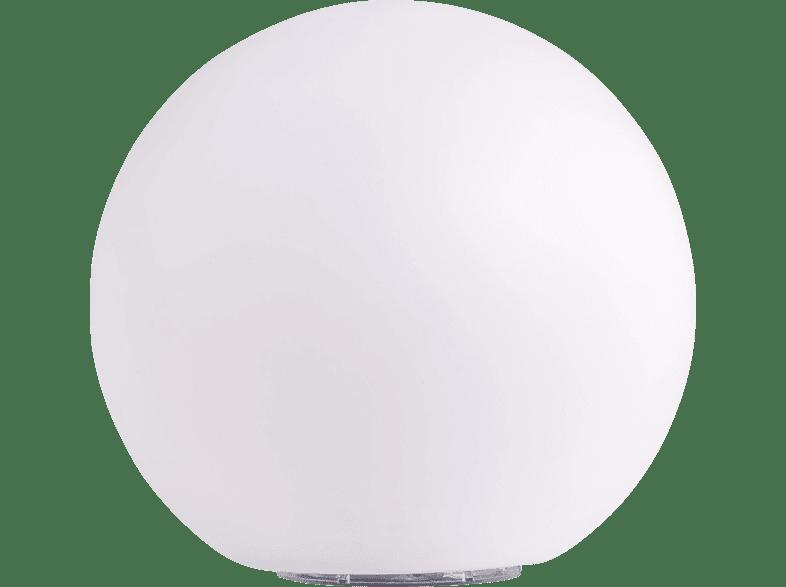 HEITRONIC 35420 Boule Solar LED Kugel Neutralweiß