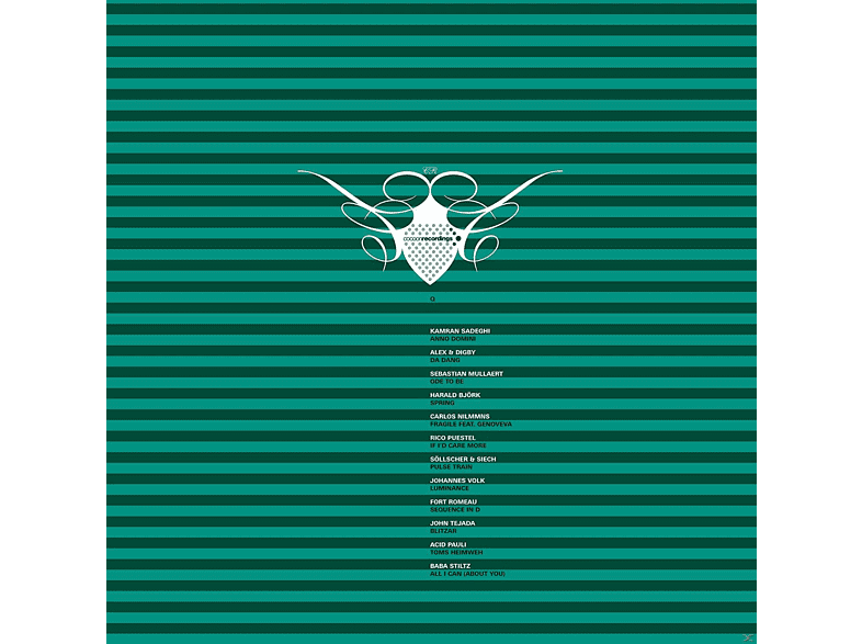 VARIOUS - COCOON COMPILATION Q [CD]