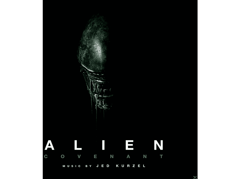 Jed Kurzel - ALIEN - COVENANT [CD]