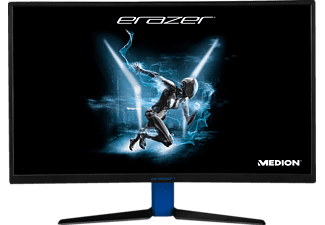 MEDION Erazer X57425 27 Zoll Full-HD Gaming Monitor (4 ms Reaktionszeit, FreeSync, 144 Hz)