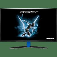 MEDION Erazer X58426 31.5 Zoll Full-HD Gaming Monitor (4 ms Reaktionszeit, FreeSync, 144 Hz)