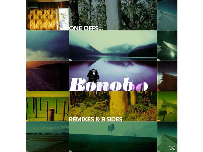 Bonobo - One Offs Remixes & B-Sides [CD]