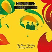 The Velvet Underground - Boston Tea Party January 1969 [CD]