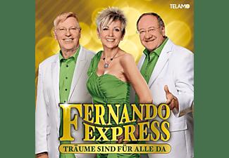 Fernando Express - Träume sind für alle da  - (CD)