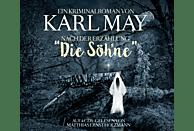 """M.E.Holzmann, T.Tippner - Kriminalroman-Nach Erzählung """"Die Söhne"""" - (CD)"""