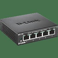 Desktop Switch D-LINK DES-105/E 5