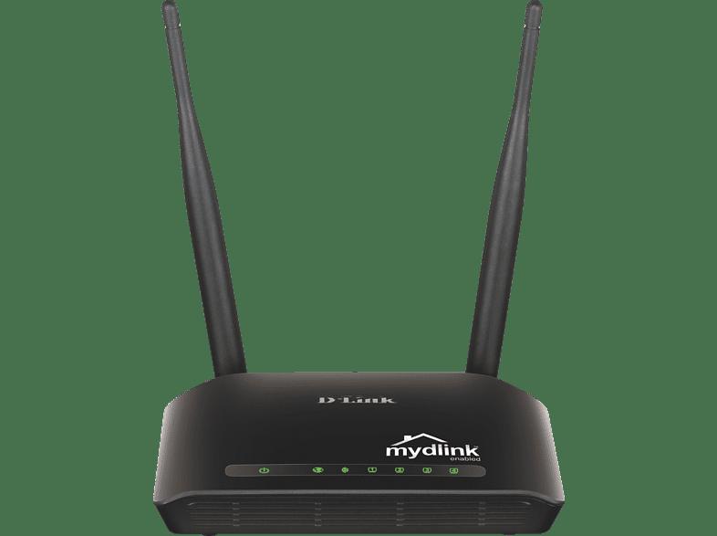 Router D-LINK mydlink Wireless N 300 Cloud 300 Mbit/s