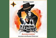 Derek Landy - Skulduggery Pleasant - Folge 10 - Auferstehung - (CD)