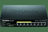 Desktop Switch D-LINK 8-Port Layer2 PoE+ Gigabit 8