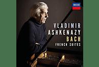 Vladimir Ashkenazy - BACH - FRENCH SUITES,BWV 812-817 [CD]