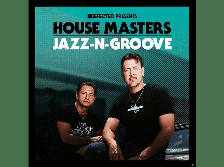 VARIOUS - DEFECTED PRES. HOUSE MASTERS-JAZZ-N-GROOVE [CD]