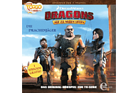 Dragons-auf Zu Neuen Ufern - 027 - DIE DRACHENJÄGER - (CD)