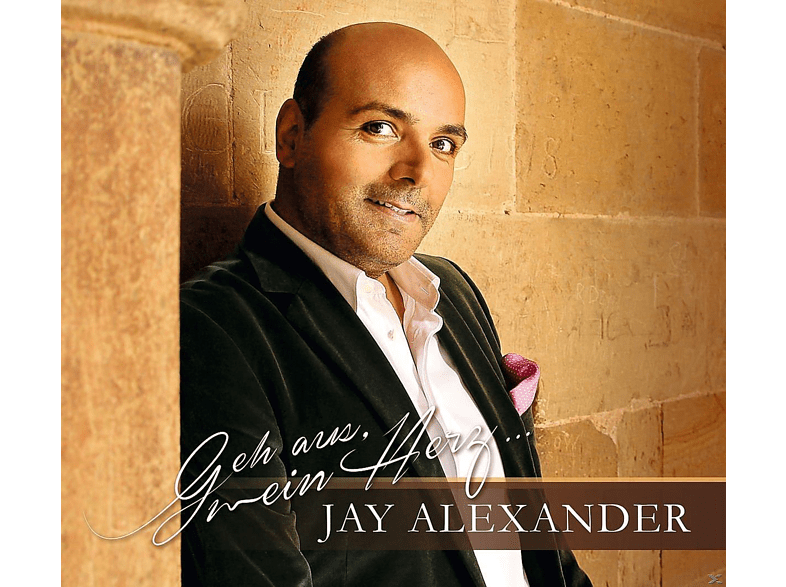 Jay Alexander - GEH AUS MEIN HERZ [CD]