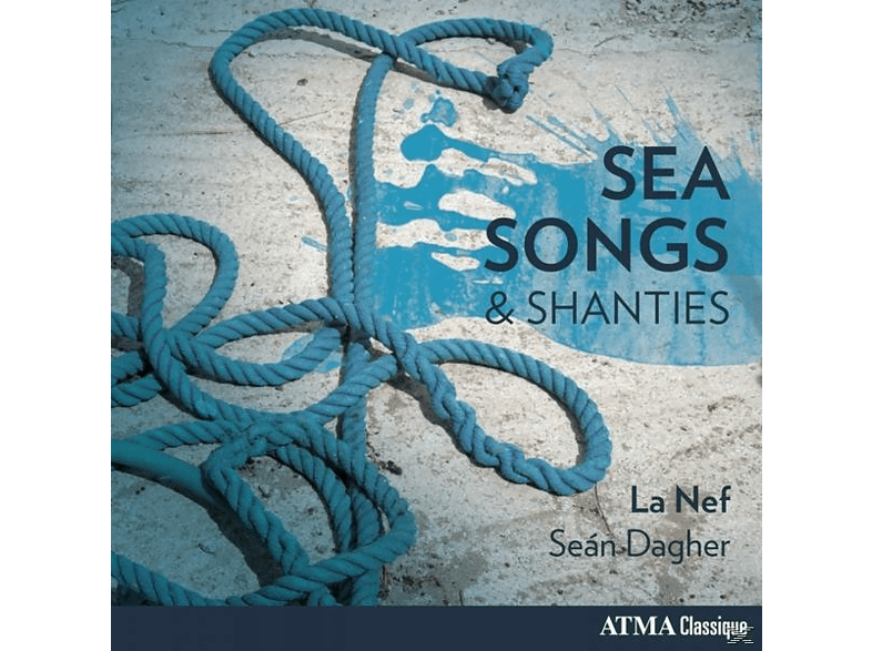 La Nef - SEA SONGS & SHANTIES [CD]
