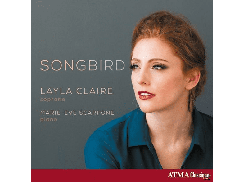 Claire, Layla / Scarfone, Marie-Eve - SONGBIRD [CD]