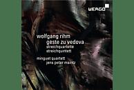 Jens Peter Maintz, Minguet- Quartett - GESTE ZU VEDOVA [CD]