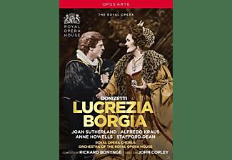 - Lucrezia Borgia  - (DVD)