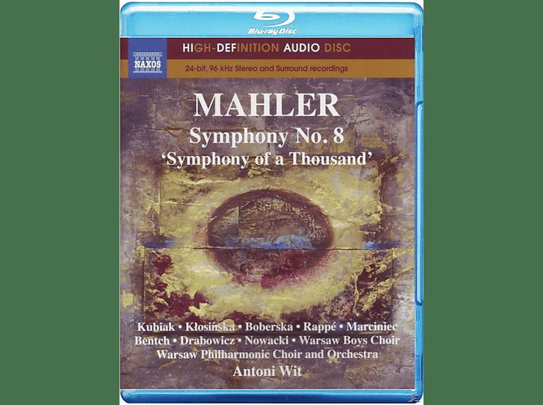 Riccardo Chailly - SINFONIE 8 [Blu-ray]