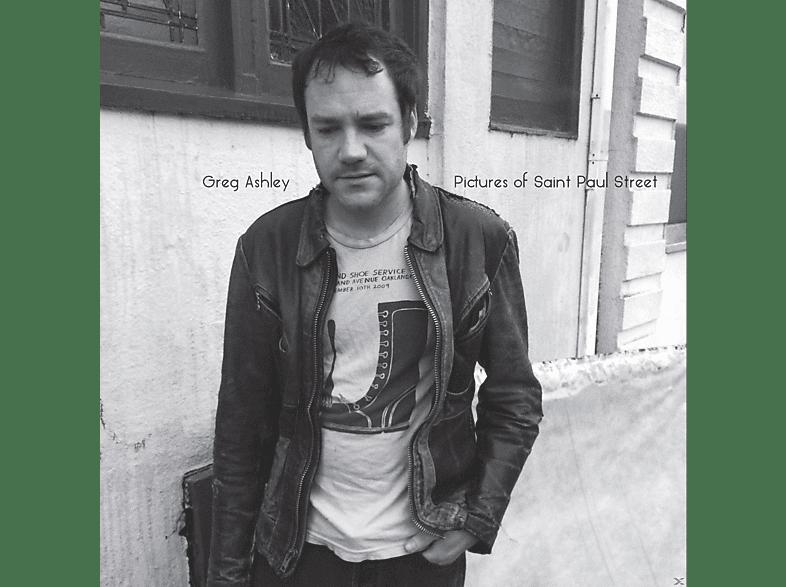 Greg Ashley - PICTURES OF SAINT PAUL STREET [CD]