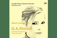 Maria Savastano, Ensemble Diderot - KANTATEN & OBOENKONZERT [CD]