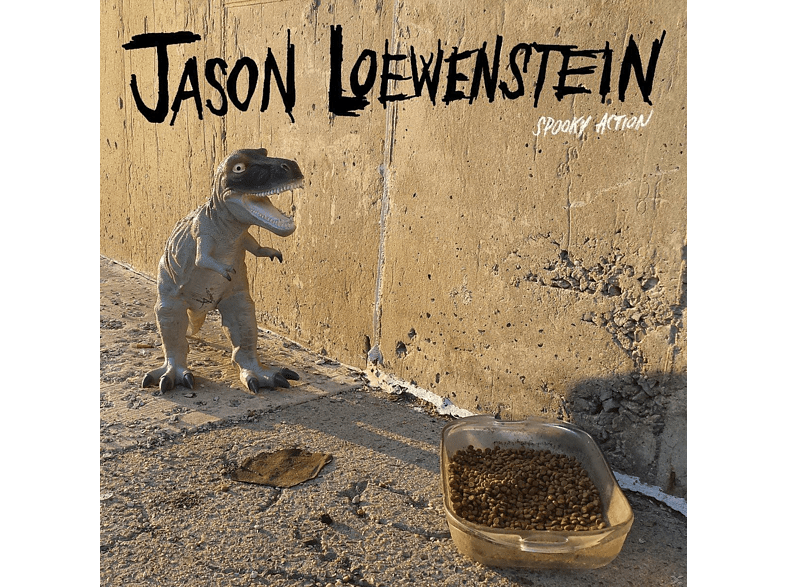 Jason Loewenstein - SPOOKY ACTION [LP + Download]