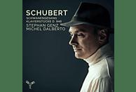 Stephan Genz, Michel Dalberto - SCHWANENGESANG [CD]