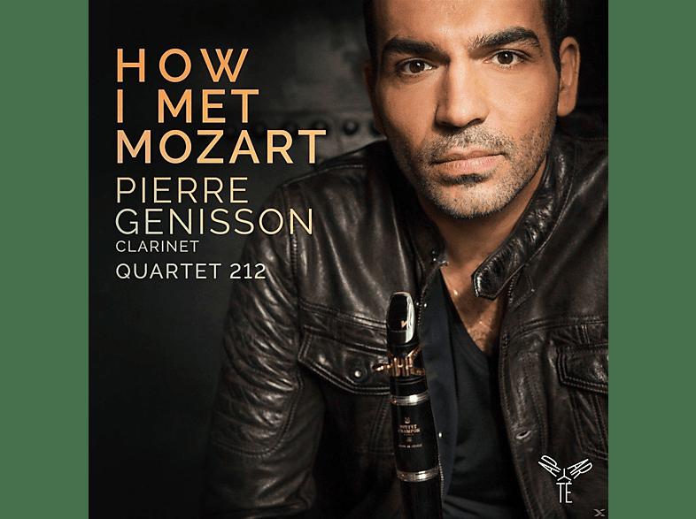 Pierre Genisson, Quartet 212 - HOW I MET MOZART [CD]