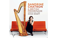 Sandrine Chatron, Ophélie Gaillard, Michael Bennett - A BRITISH PROMENADE [CD]