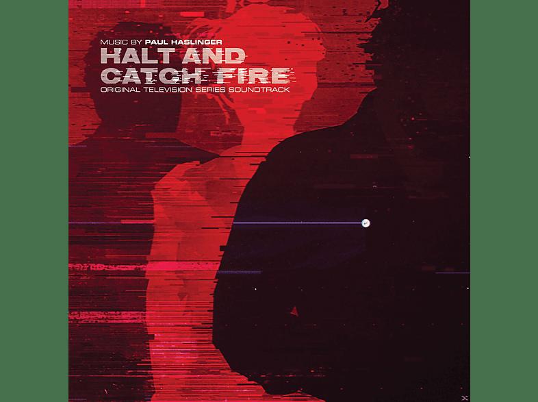 Paul Haslinger - HALT & CATCH FIRE ORIGINAL SOUNDTRACK [Vinyl]