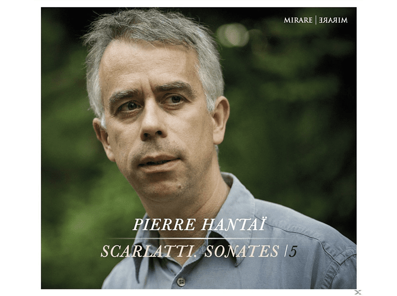 Pierre Hantai - SONATEN VOL.5 [CD]