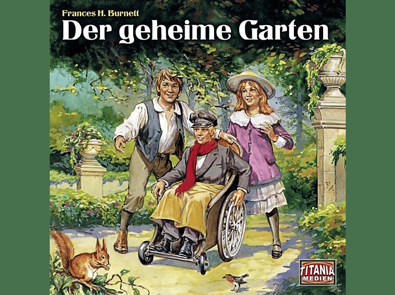 FRANCES H. Burnett - DER GEHEIME GARTEN - (CD)